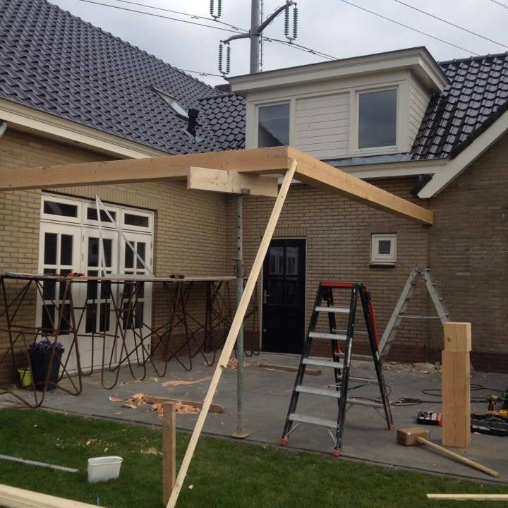 Veranda - De Meijer Timmer- en Klussenbedrijf
