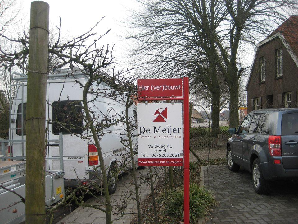 Tuinbord - De Meijer Timmer- en Klussenbedrijf