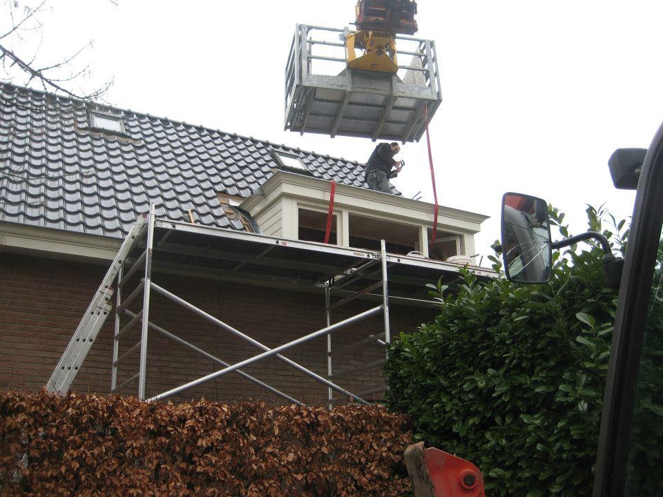 Dakkapel plaatsen - De Meijer Timmer- en Klussenbedrijf
