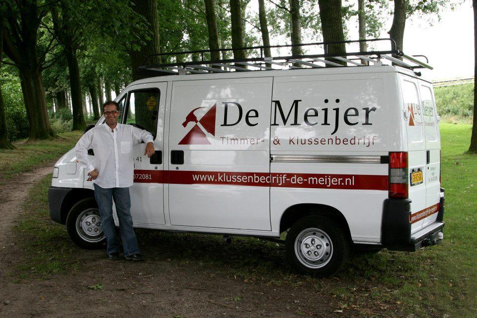 Over ons - De Meijer Timmer- en Klussenbedrijf